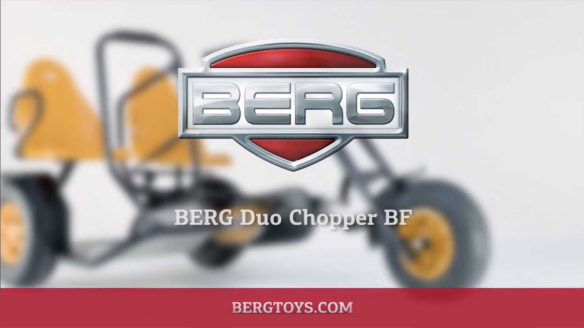 Berg Chopper Duo